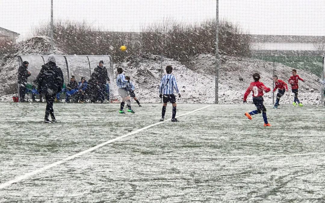 La Scuola Calcio Élite apre i campionati primaverili col botto