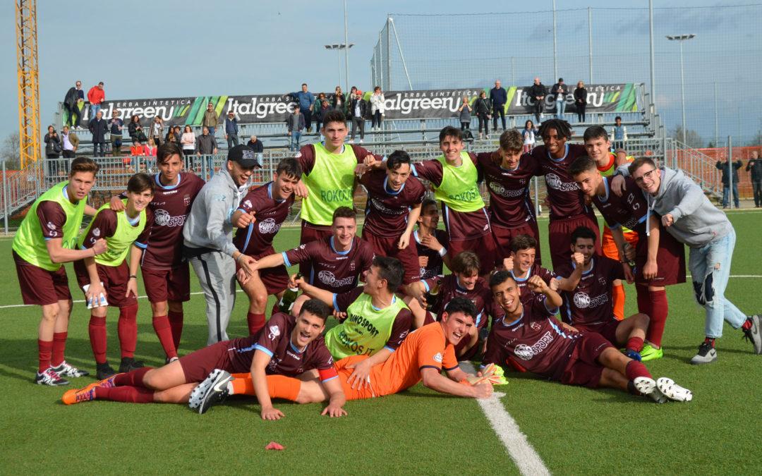 1-0 all'Albissola, il Chieri Juniores ha vinto il campionato