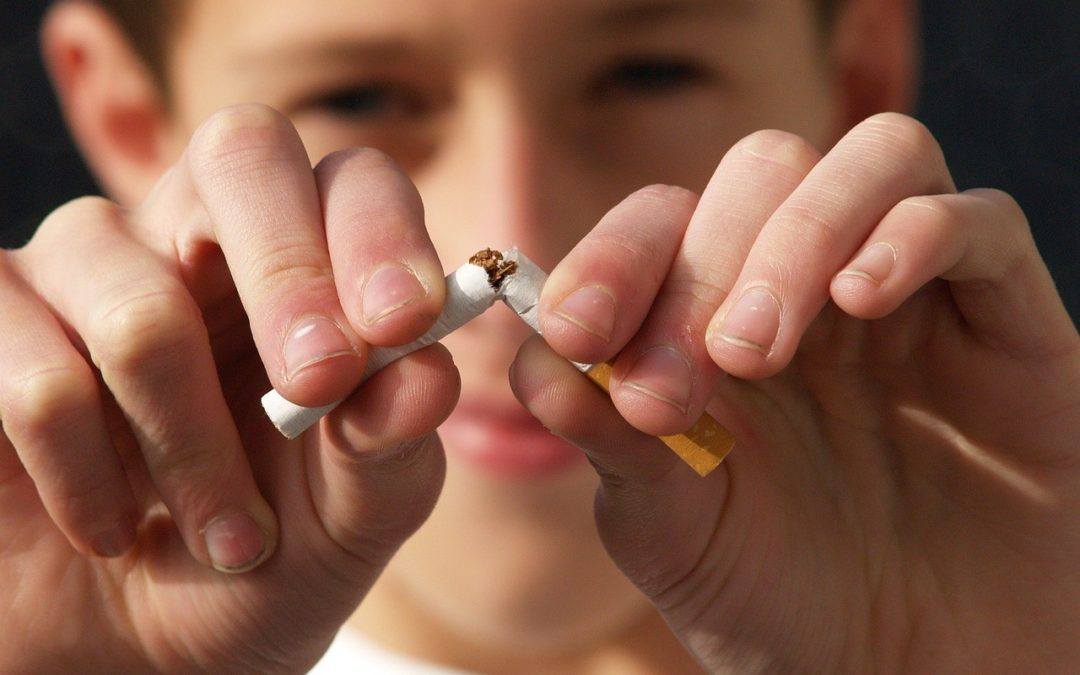 Celebriamo la Giornata mondiale senza tabacco
