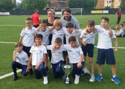 Solo il Torino precede i 2008 del Chieri nella SportAssist Cup