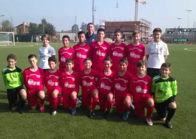 Scuola Calcio Élite a forza nove