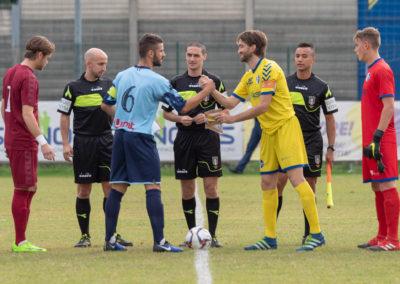 Borgaro-Chieri 1-3, il derby torinese si tinge d'azzurro