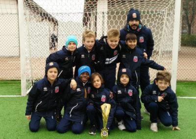 2006, 2007 e 2010, tripletta azzurra nell'Academy Cup Orbassano