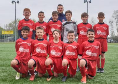 Scuola Calcio Élite, quinta giornata dei campionati primaverili