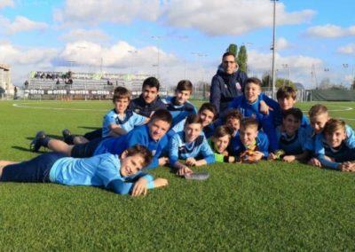 Scuola Calcio Élite, ottava giornata dei campionati primaverili