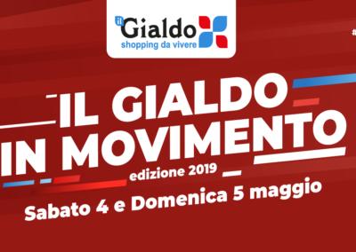 """Il Chieri protagonista per """"Il Gialdo in Movimento"""""""