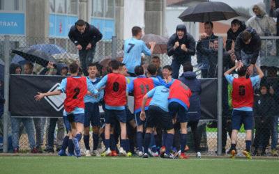 Per le giovanili un week end sontuoso: solo vittorie, 27 gol fatti e 2 subiti
