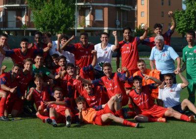 Il Chieri Juniores domina il Legnago Salus, è finale scudetto!