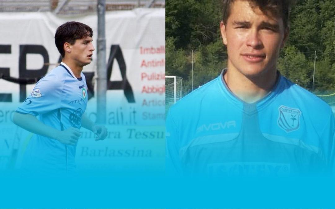 Prima squadra: arriva il portiere '99 Luppi, Della Valle (confermato) verso la terza stagione in D