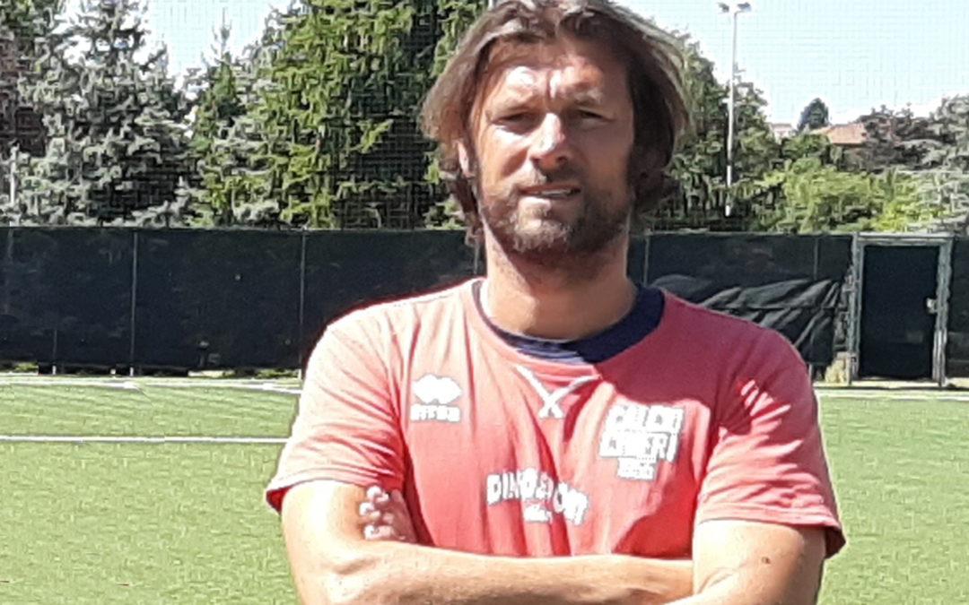 """Marco Pecorari: """"Lavorare con Morgia è una grande occasione di crescita"""""""