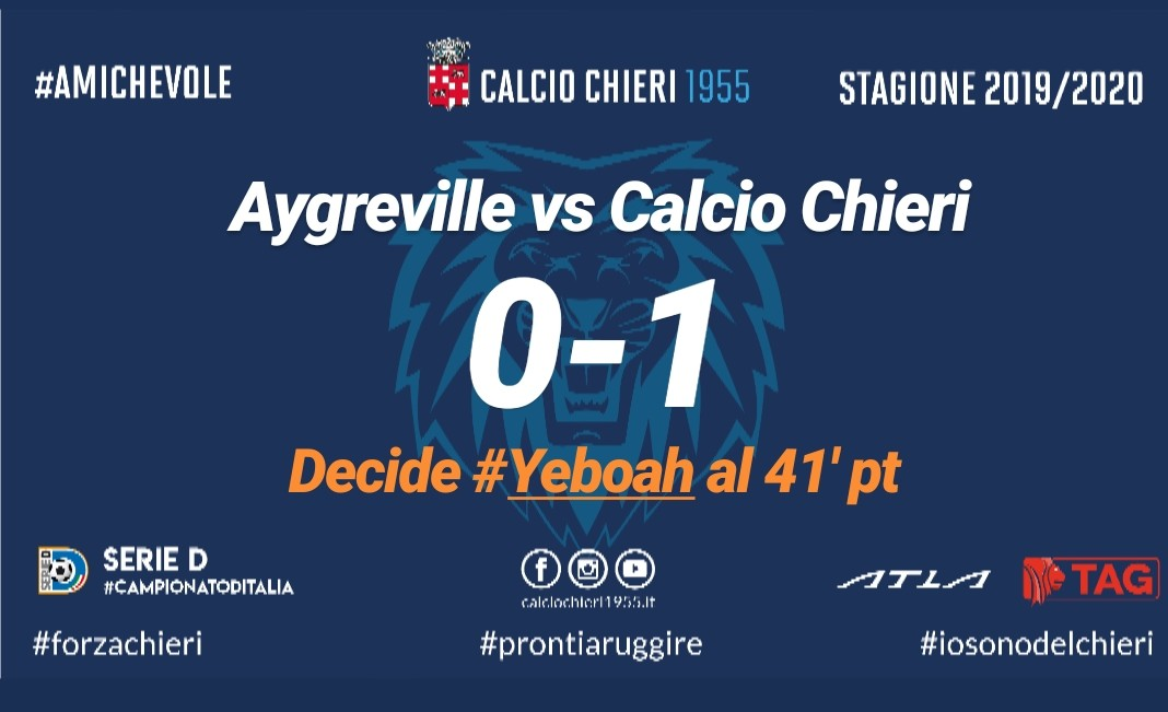 Contro l'Aygreville ci pensa Yeboah
