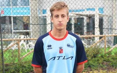 Serie D: Thijs Barcellona convocato nella Rappresentativa di Giannichedda
