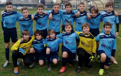 Scuola calcio: le foto del week end