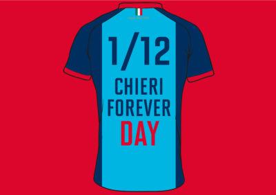 Chieri Forever Day il 1° dicembre