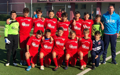 """Scuola Calcio: un week end """"lungo"""" con 47 partite e tanto divertimento"""