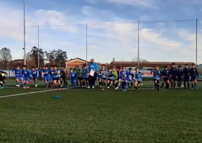 Centro Sportivo Roberto Rosato: date e modalità della ripresa degli allenamenti