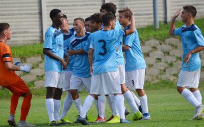 L'Under 19 dà spettacolo: a Vado gli azzurri trionfano 6-1