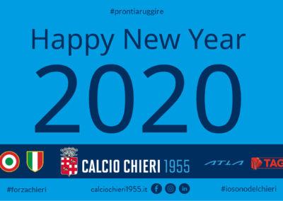 #Chieri2020: buon anno!