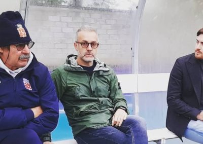 """Luca Gandini: """"Contento di squadra e tecnico, ma non del campo: sto cercando alternative"""""""