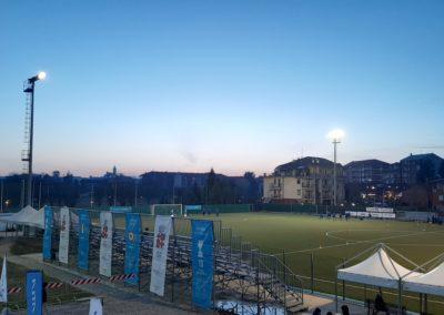 Settore Giovanile e Scuola Calcio: attività sospesa fino al 1° marzo