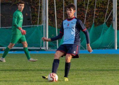 Mosagna festeggia la convocazione in Under 18 da calciatore del Chieri