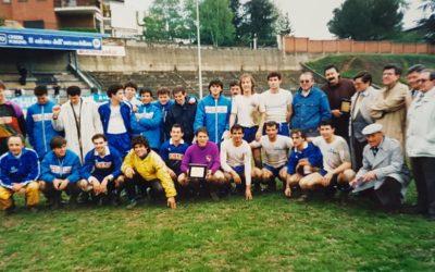 22/4/1990: Beppe Dezio racconta la promozione in Interregionale