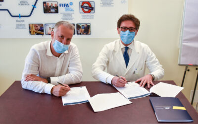 Partnership tra Calcio Chieri 1955 e Isokinetic Medical Group
