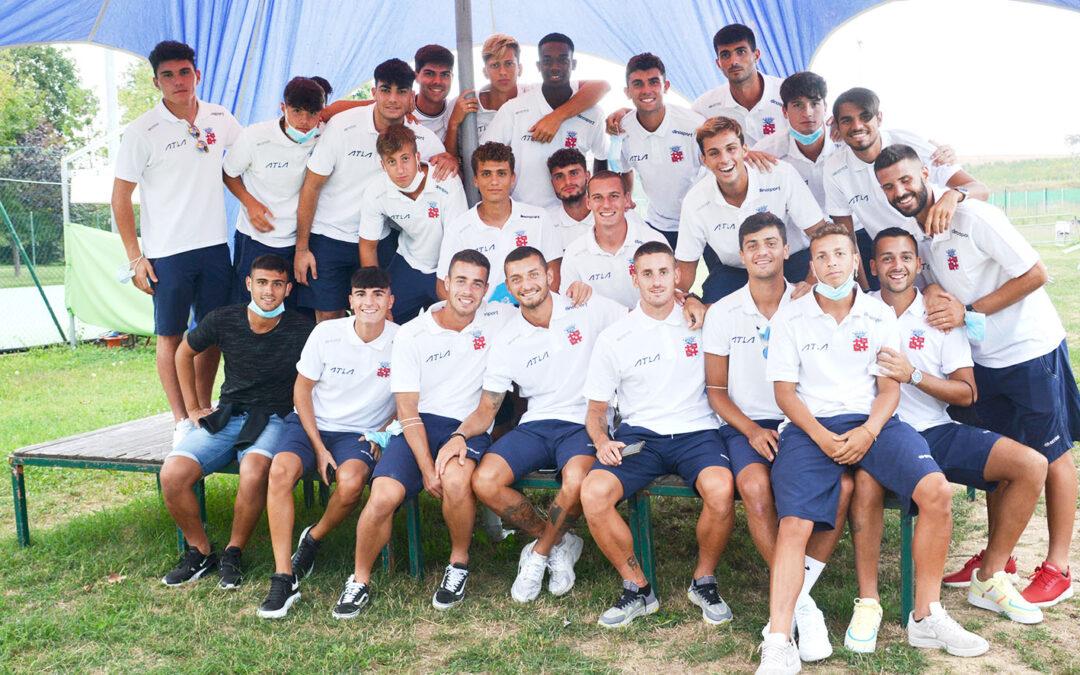 La fotogallery della presentazione di Prima squadra e Under 19