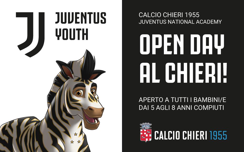 Open Day Scuola Calcio: si torna in campo!